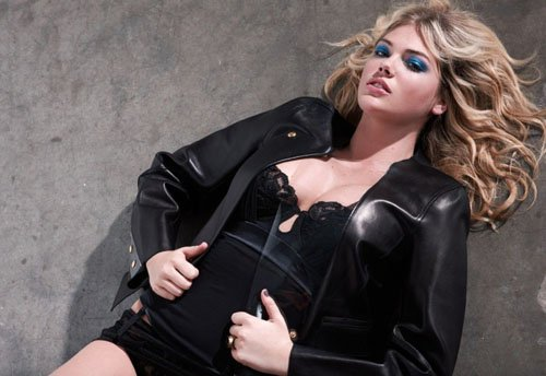 Sx-Z | Kate Upton for The Sunday Times