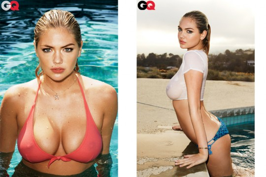 Sx-Z | Kate Upton by Terry Richardson for GQ