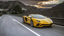 2017 Lamborghini Aventador S review with price, horsepower and photo gallery