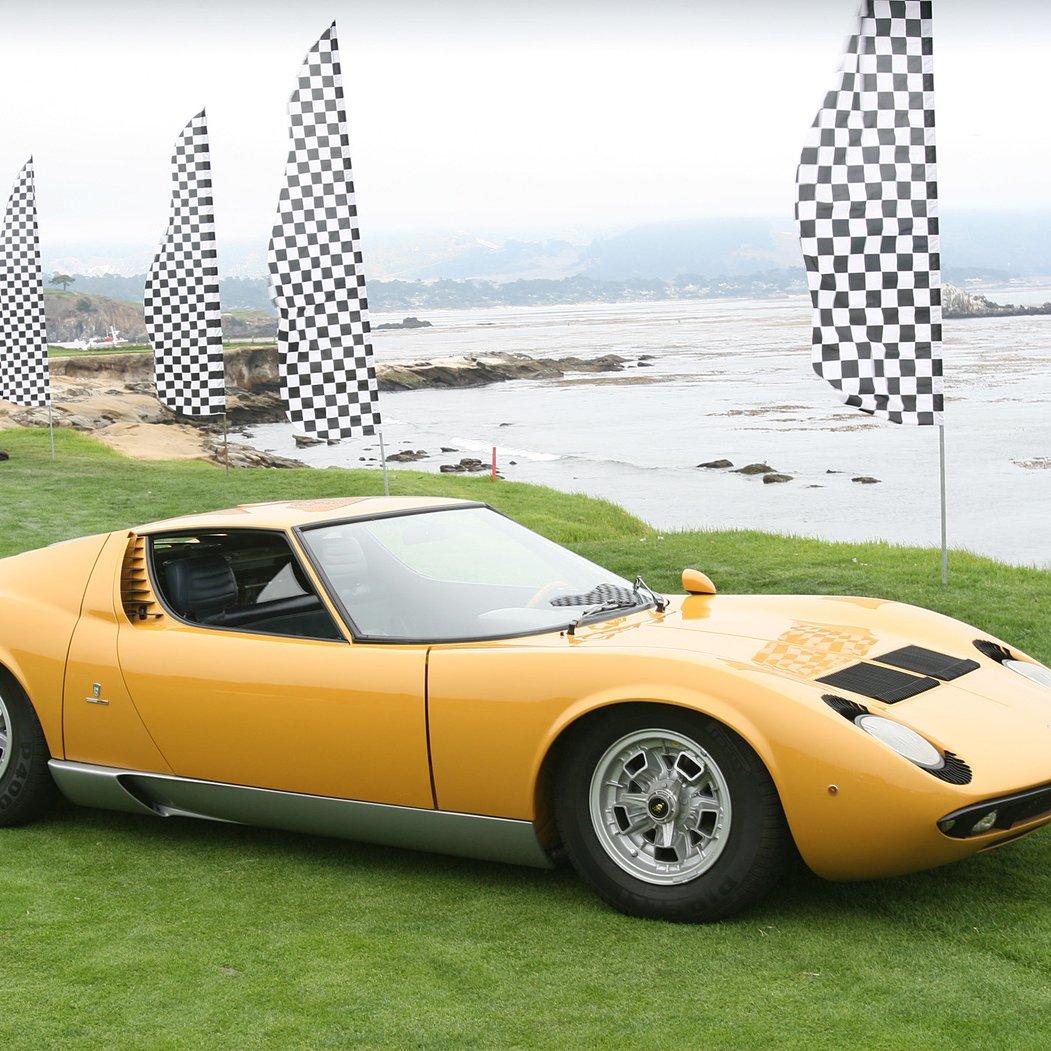 Lamborghini Miura Prototipo