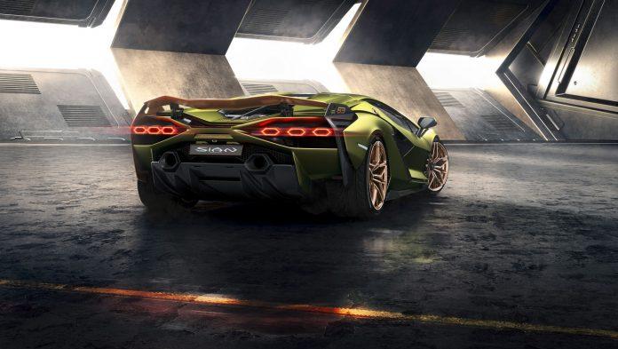 Lamborghini Sian Specs