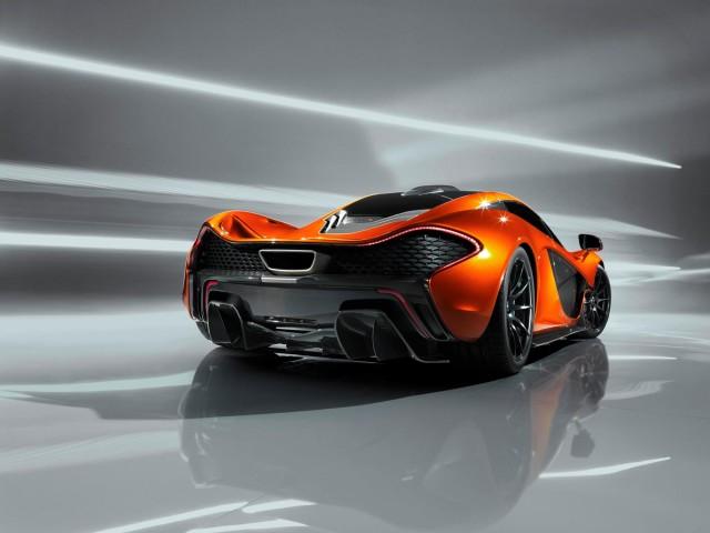 Sx-Z | McLaren P1 Supercar