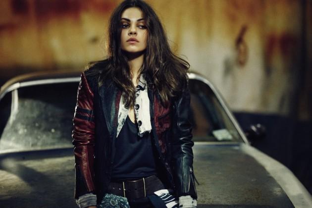Sx-Z | Mila Kunis by Craig McDean