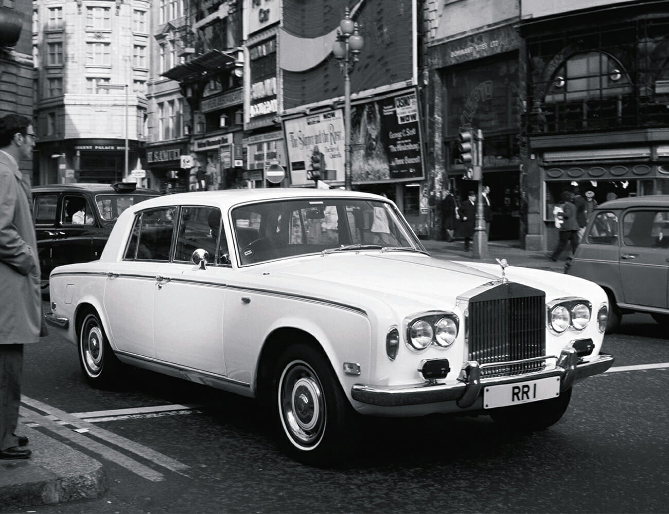 Now Is The Time To Buy A Vintage Rolls Royce Silver Shadow