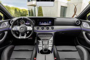 AMG GT 53 Interior