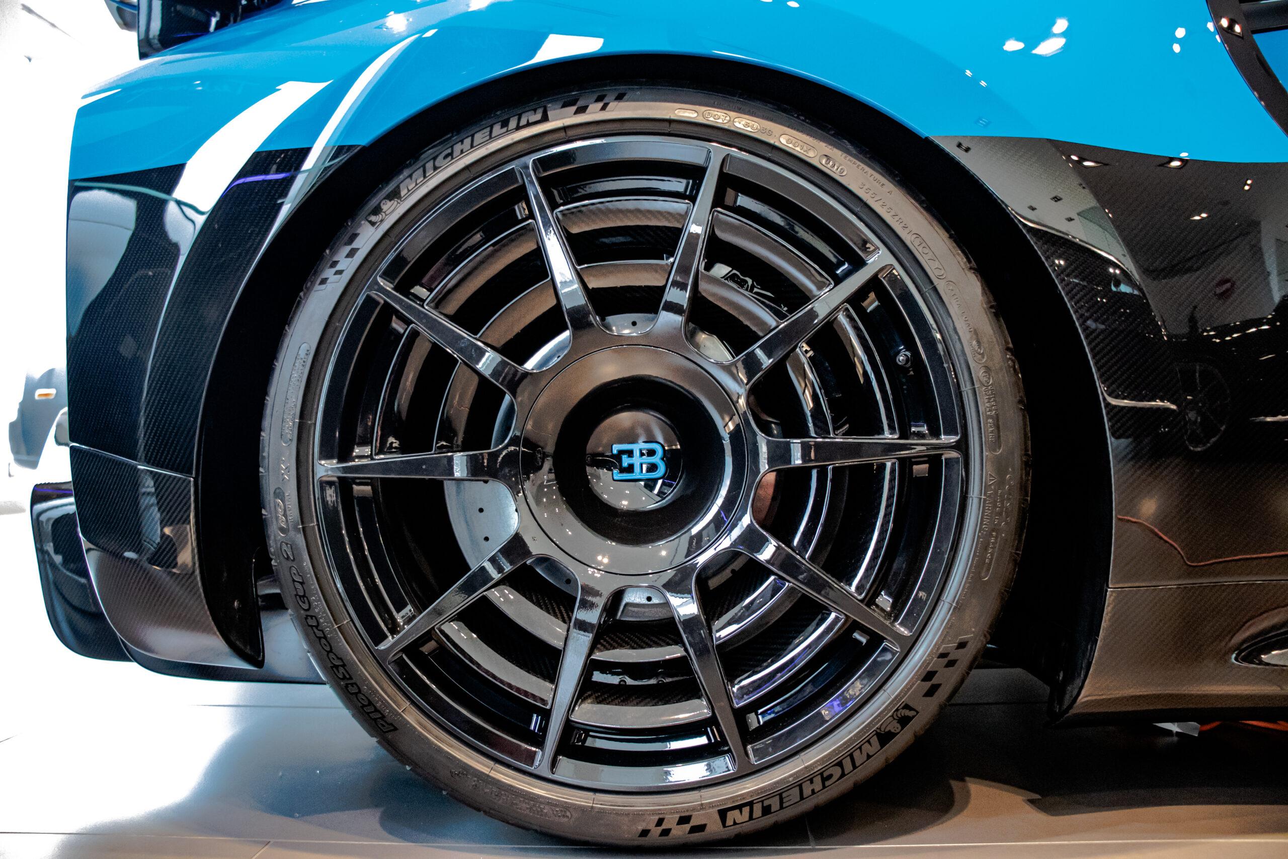 Chiron Pur Sport Wheel