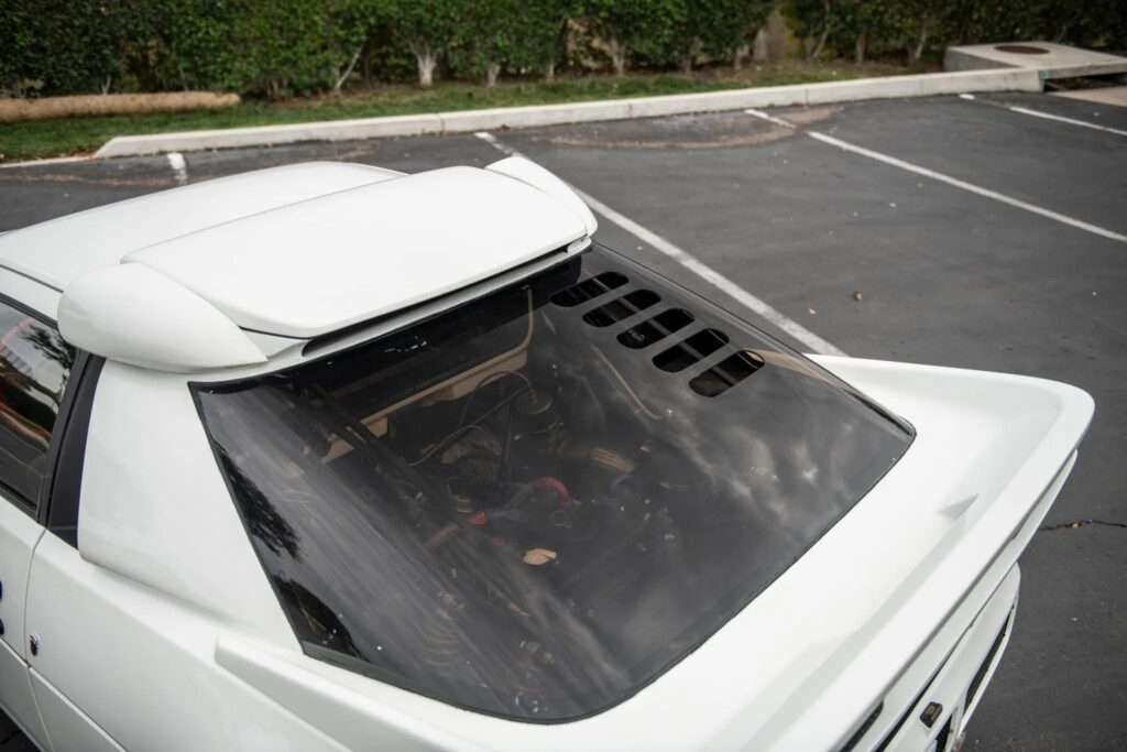 1986 Ford RS200 Evo