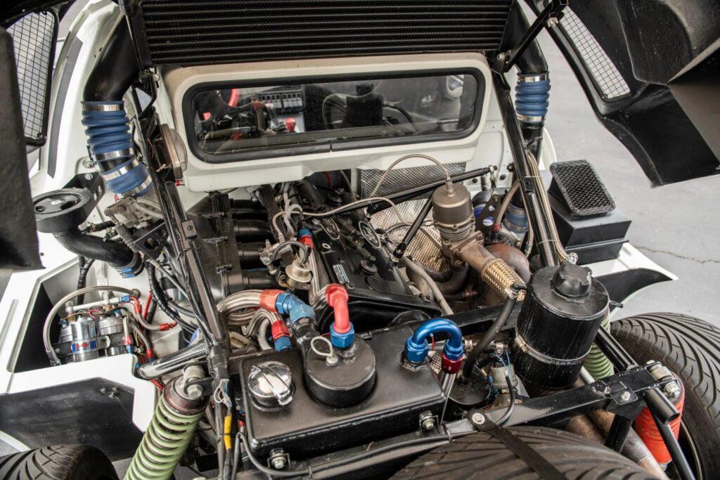 1986 Ford RS200 Evo engine