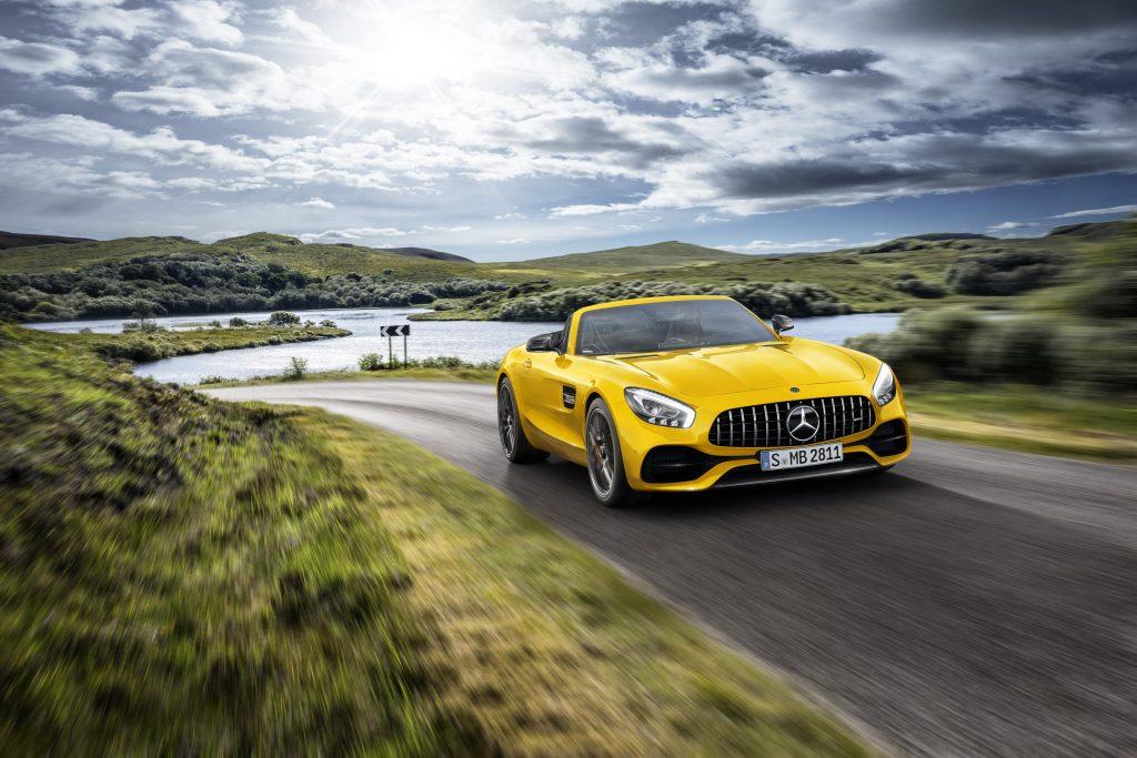 b Mercedes-AMG GT S