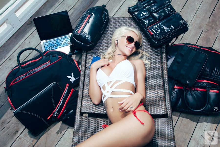 Sx-Z | Ducati + Playboy + iSkin Contest