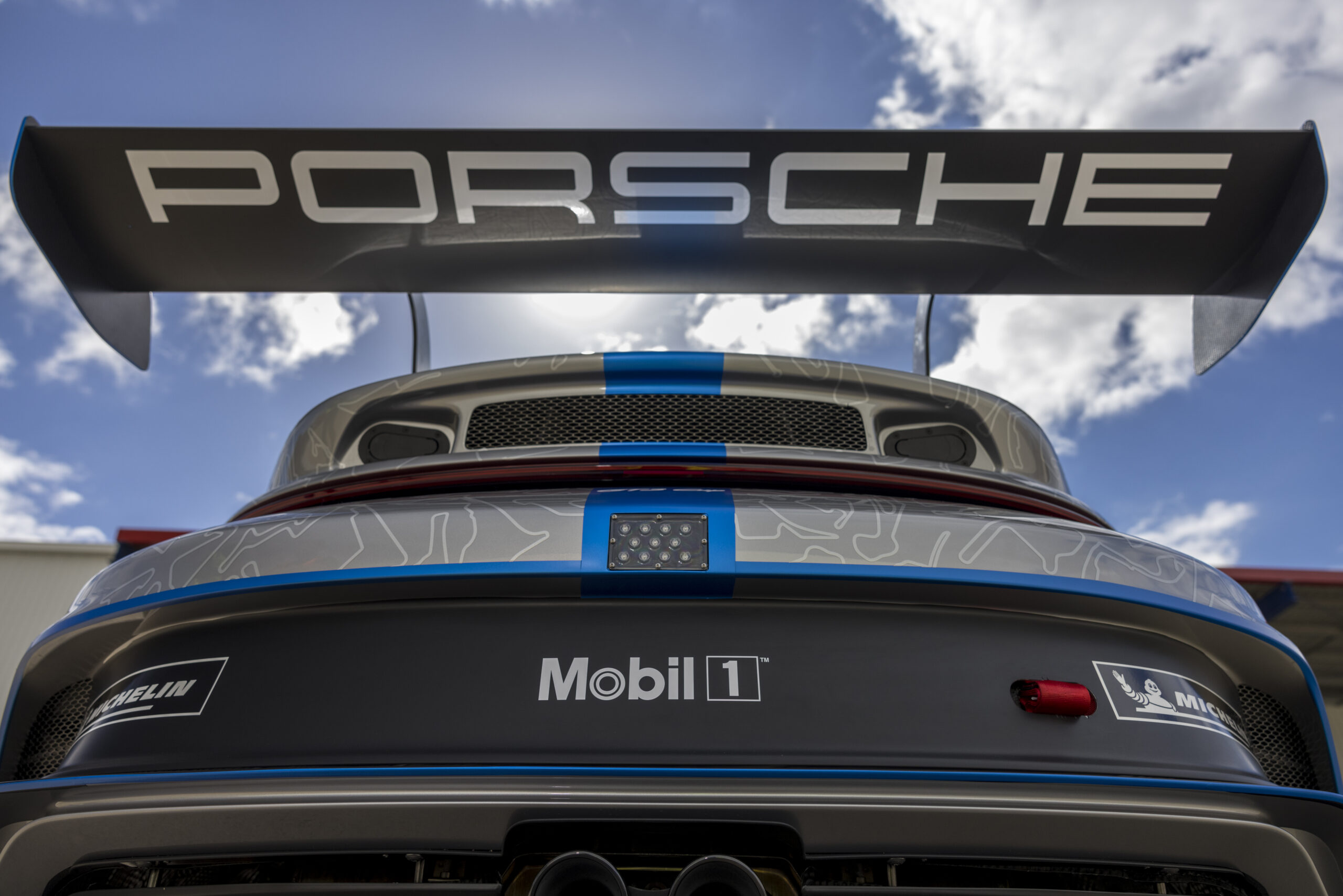 Porsche 911 GT3 Cup Rear Wing