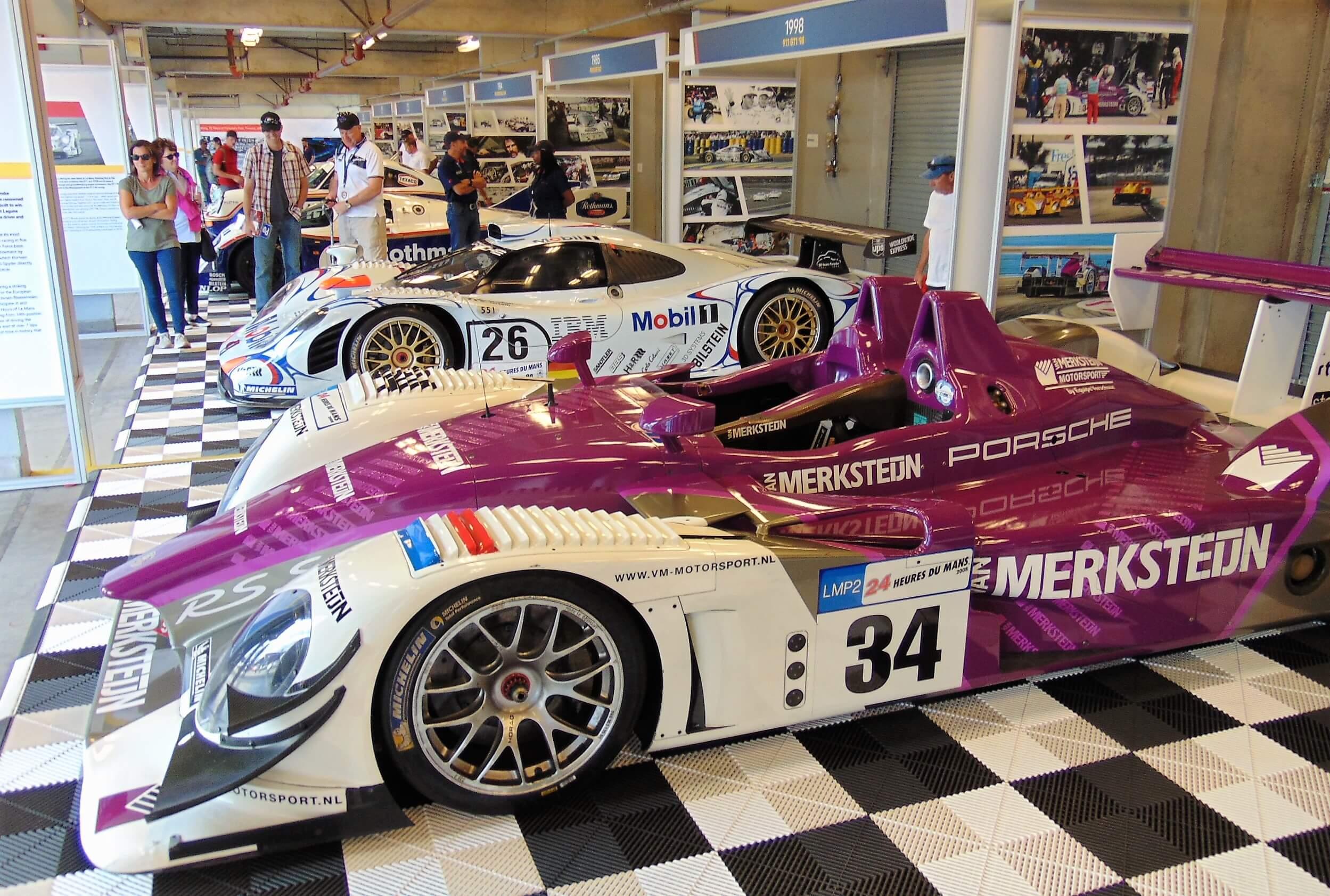 Champions Garage