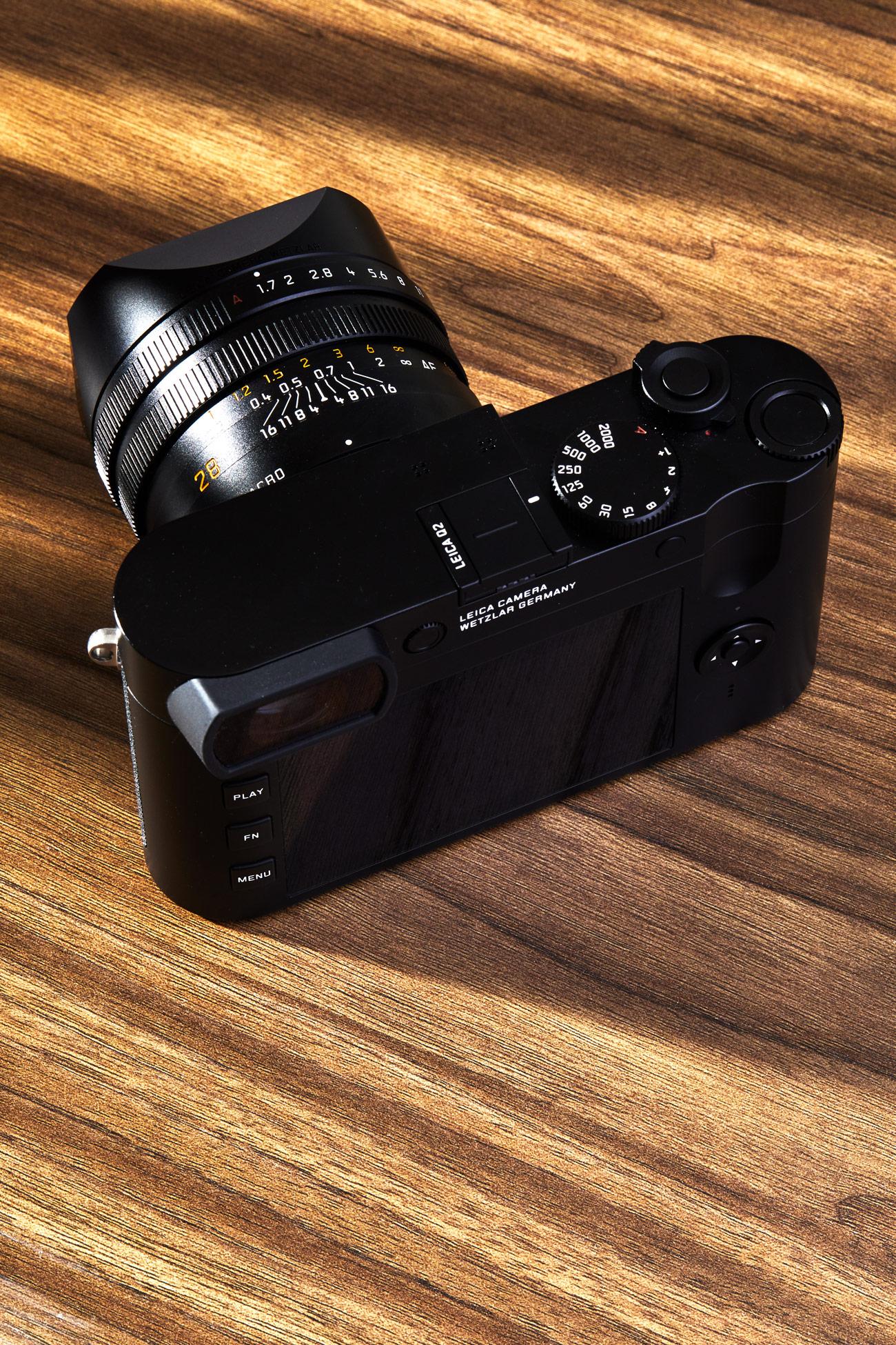 Leica Q2 Review Back