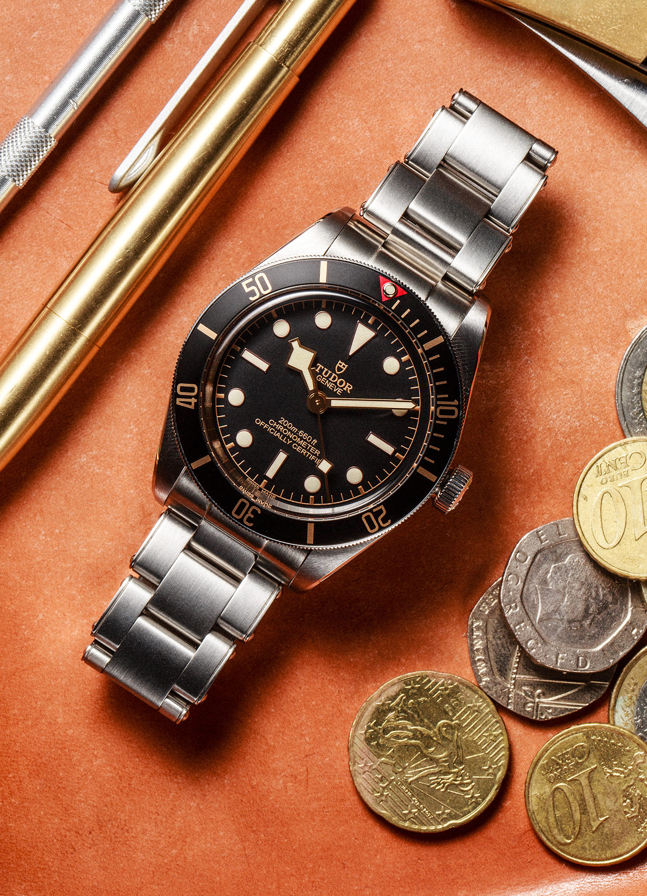 0184e53d2e0 The problem with so many vintage watch reissues is that they re made much  bigger than their original counterparts to appeal to modern sensibilities.  But ...