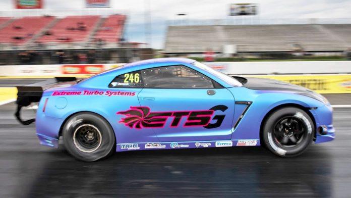 Gidi ETS GT-R 3000hp