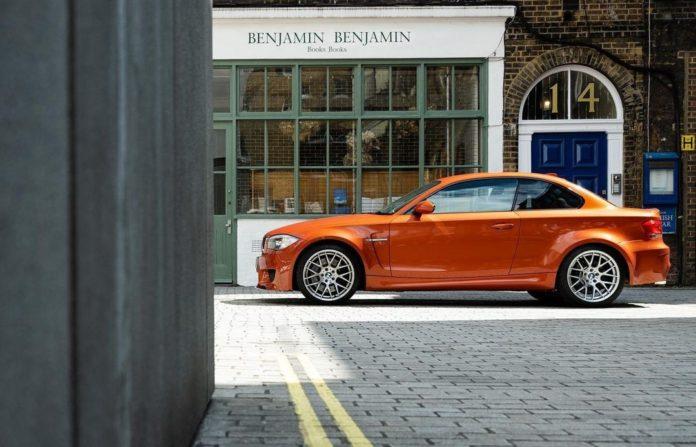 Zaid BMW 1M Coupe