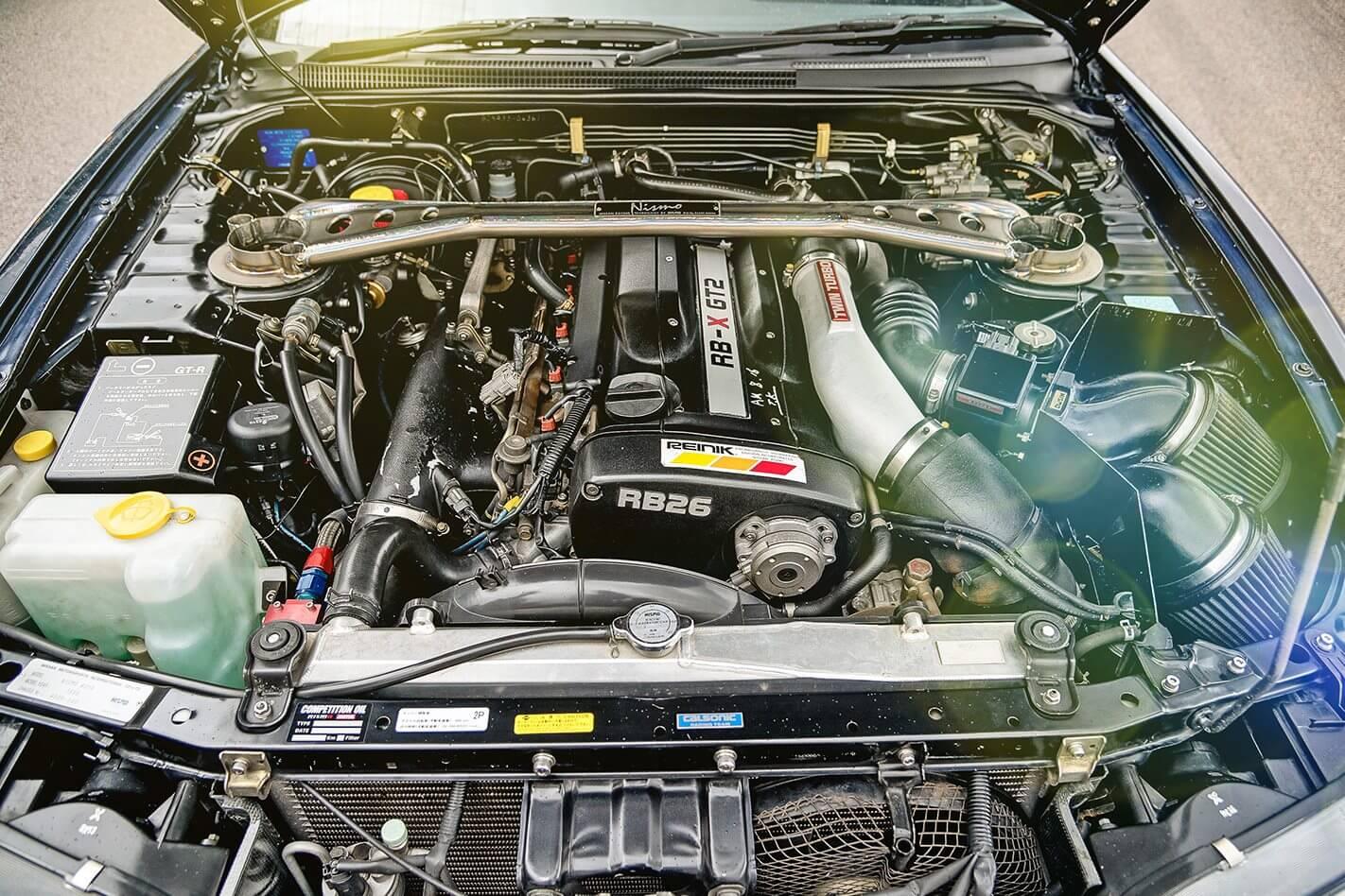 NISMO R33 400R engine