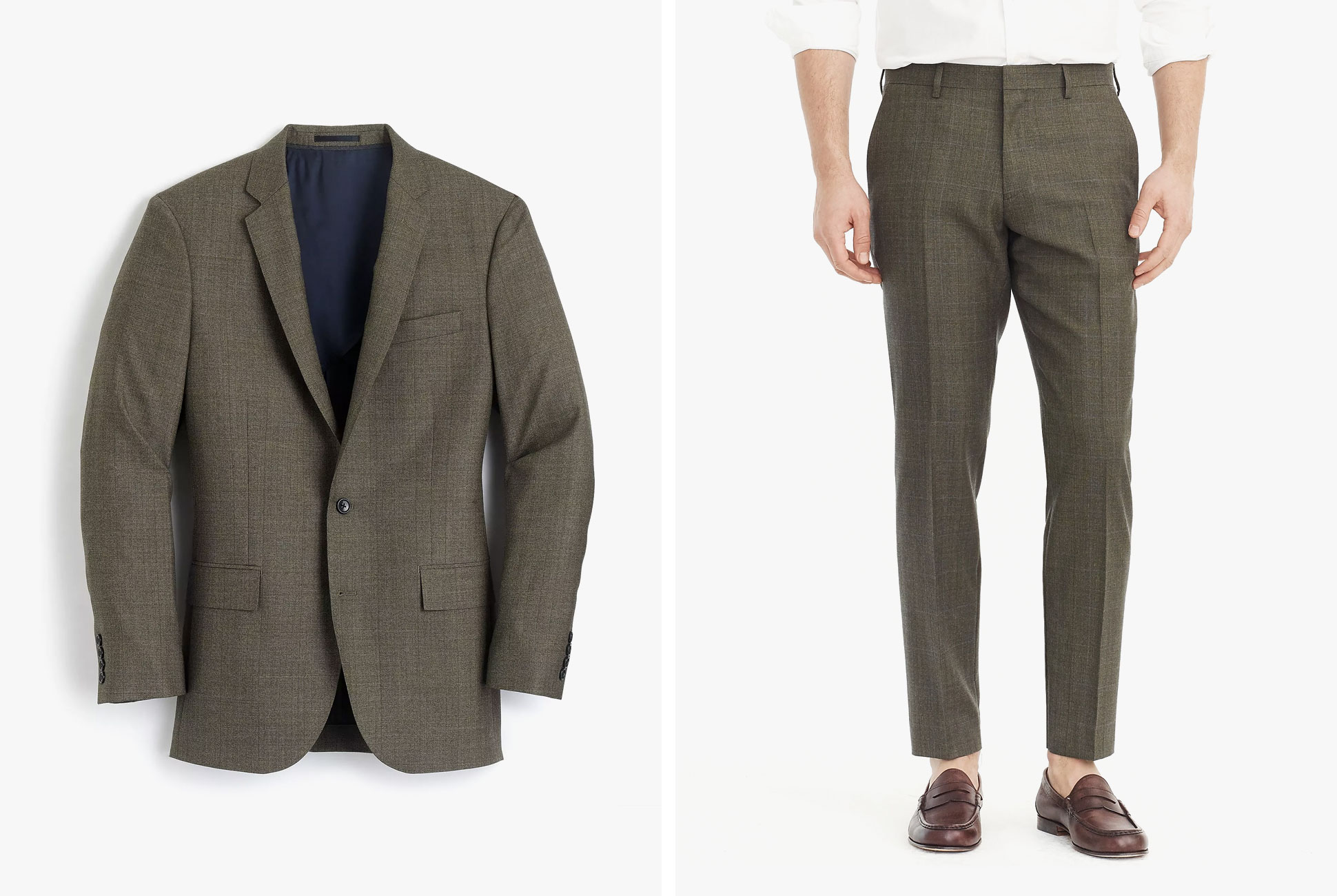 The Best Suit Under 1 000 First Introduced In 2008 J Crew S Ludlow Is A Timeless Design Fit For Range Of Occasions
