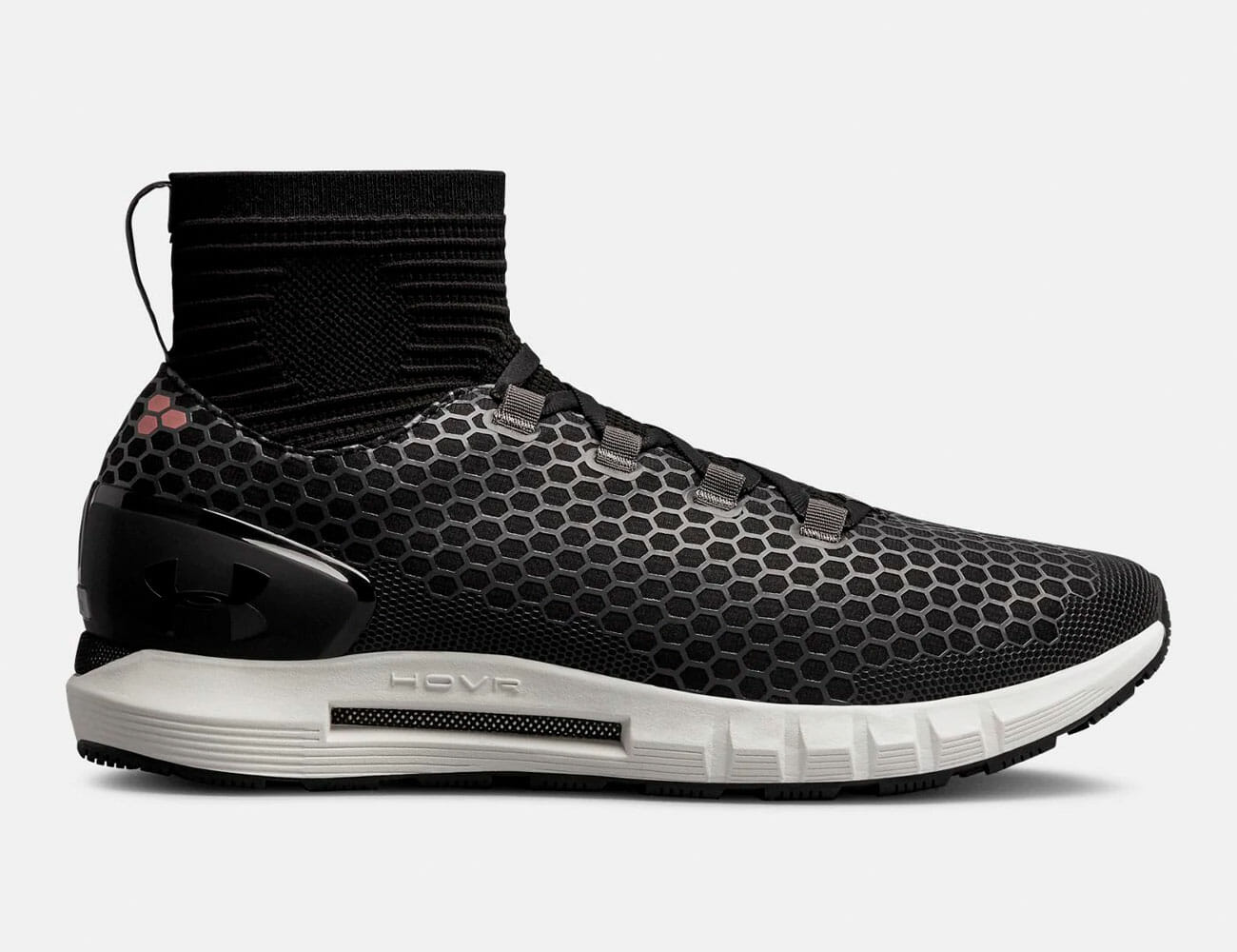 reputable site 4e5a2 8bf12 Under Armour Hovr CGR Mid Connected  The Michelin rubber outsole on these  Cold Gear Reactor sneakers from Under Armour is the same as the rubber  found in ...