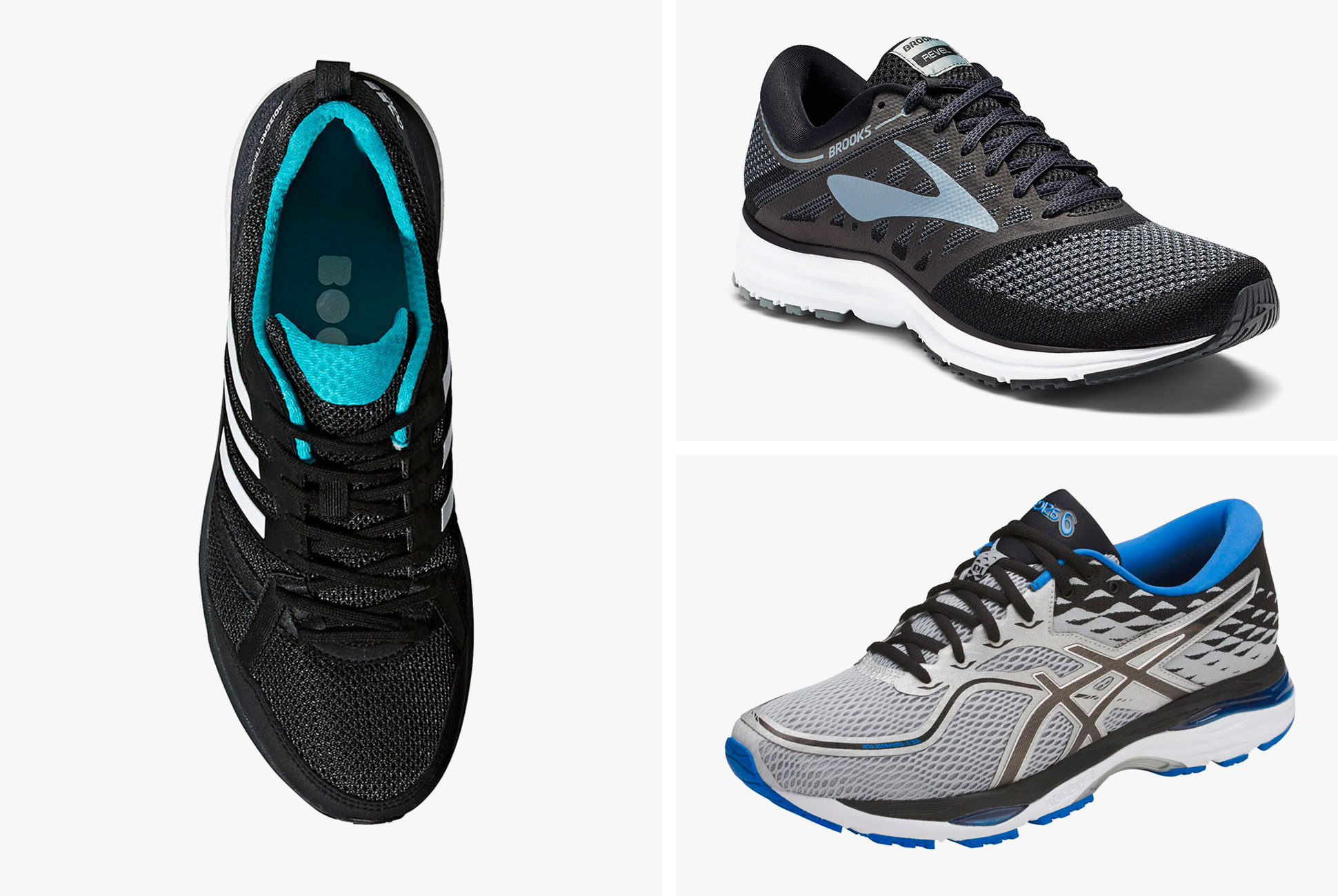 meet e7f2b 473df Adidas, Asics and Brooks Running Sneakers on Sale Save 50% With fall racing  season right around the corner, now is a good time to start thinking about  a new ...