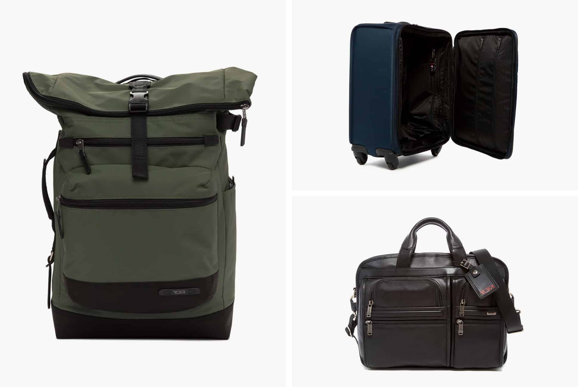 c5f2bc70980 Refresh Your Luggage With This Massive Tumi Sale Save up to 40%  Need a  luggage refresh  You re in luck  Nordstrom Rack is offering an insane  amount of Tumi ...