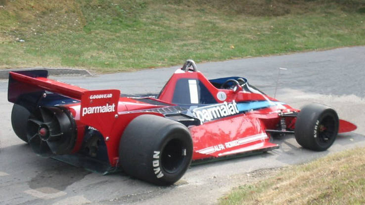 1978 Brabham BT46B 'Fan Car'