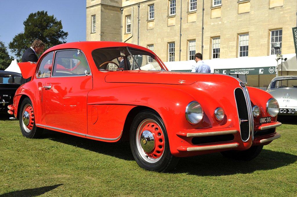 1949 Bristol 401 Coupé