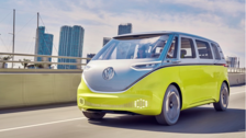 Volkswagens ID Buzz to get artificial intelligenceVW ID Buzz