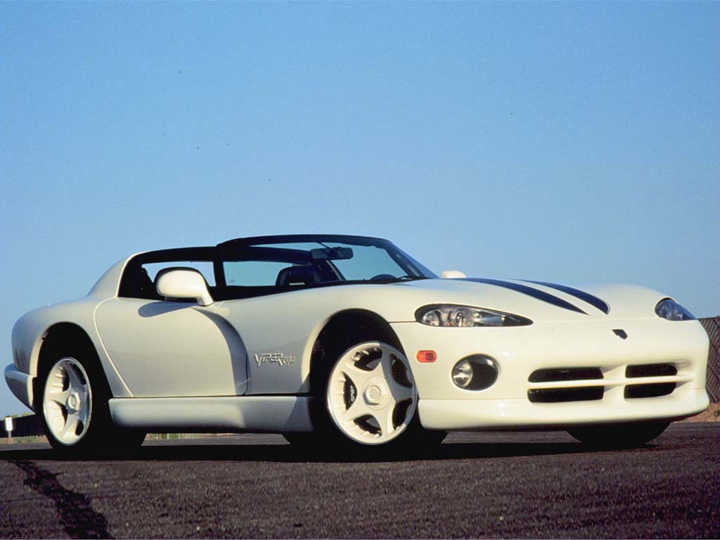 Dodge Viper (SR II)