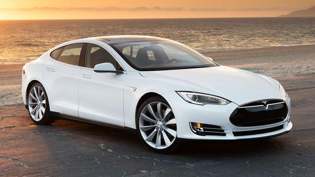 Tesla Model S (Early Models)