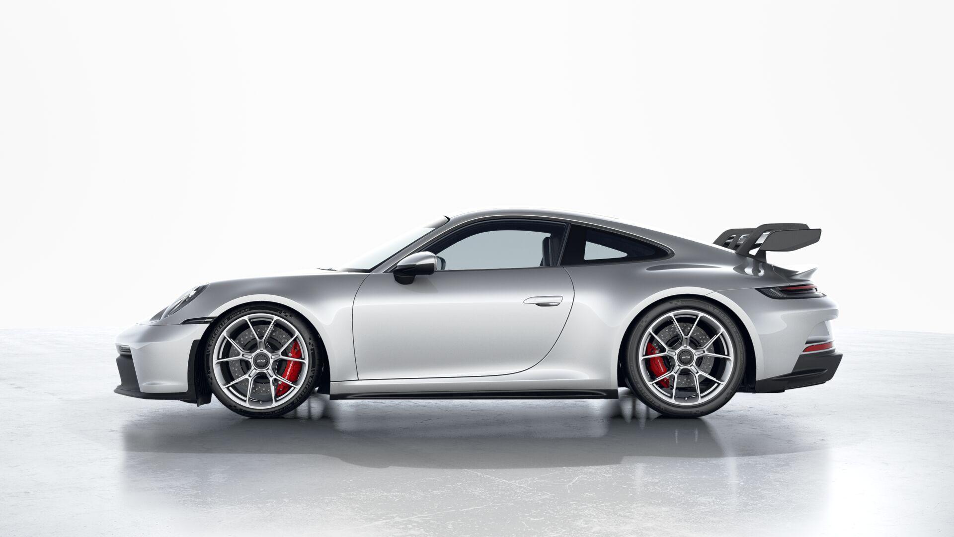 2022 Porsche 911 GT3 In Agate Grey (Metallic)