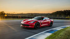 2017 Chevy Corvette Grand Sport review A true happy medium