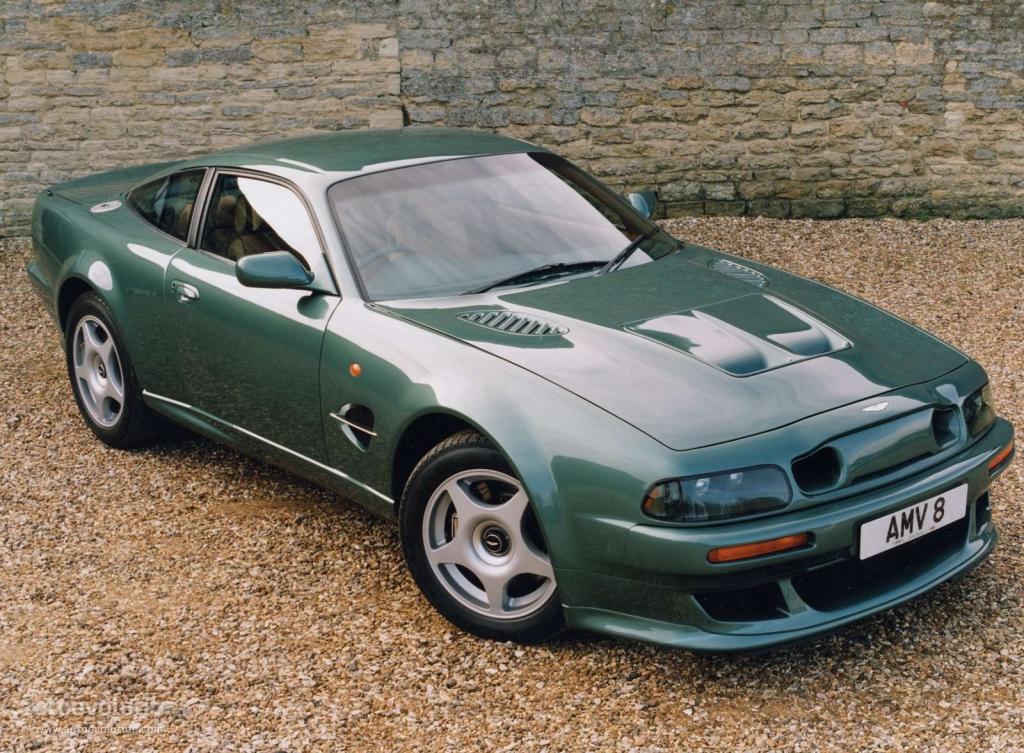 Aston Martin V8 Vantage 1990s