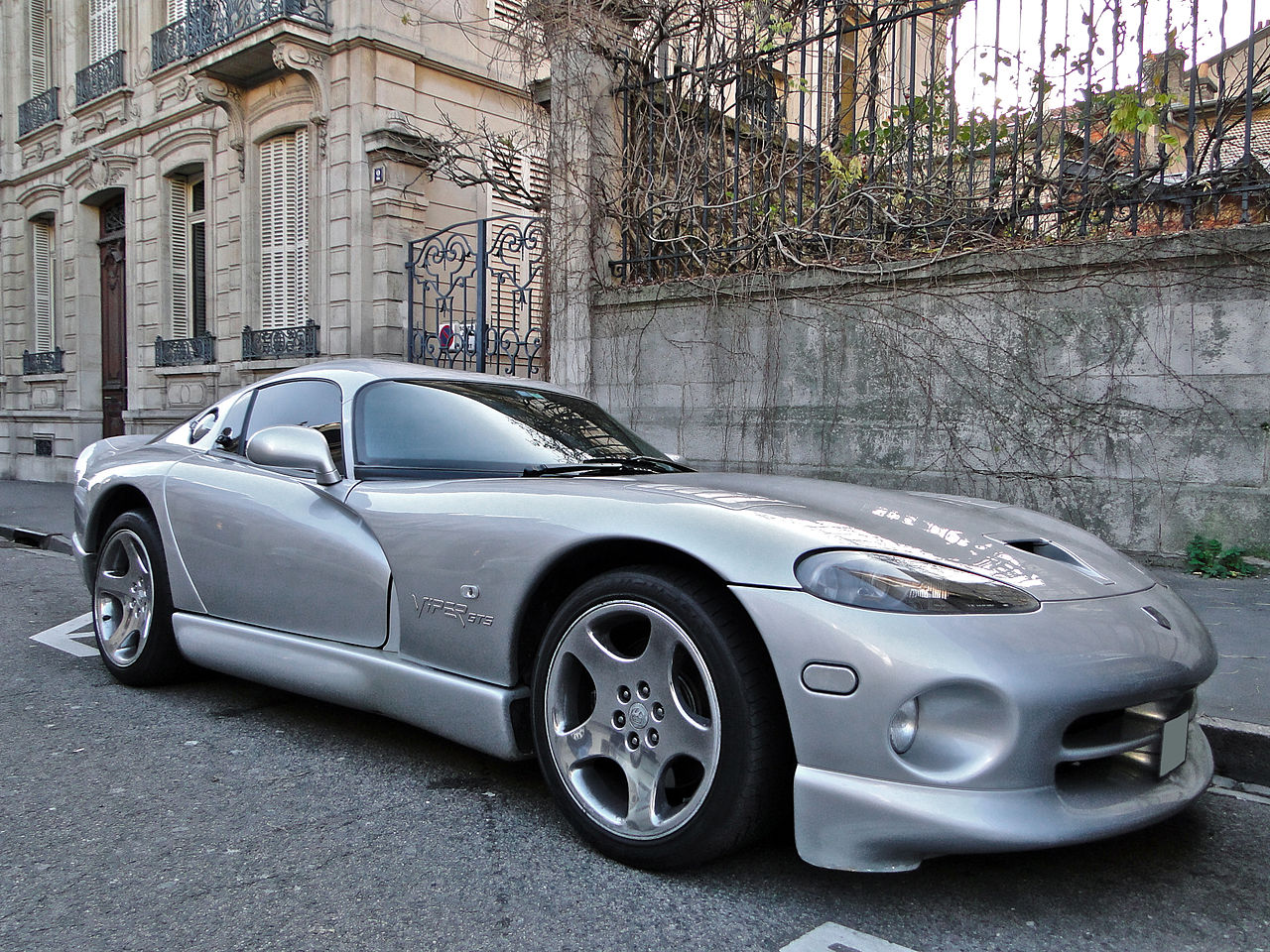 Dodge Viper RT:10 'Phase II SR'