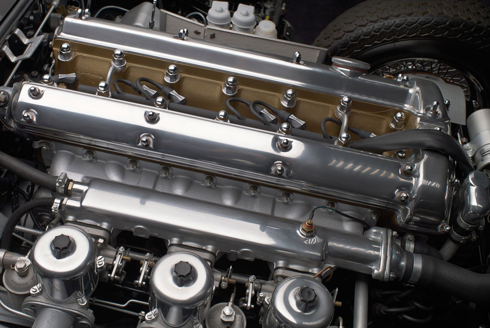 We're very happy to hear Jaguar is making a move back to straight-six engines. (Photo: Hemmings)