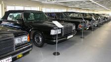 Here's the former Ukrainian president's car collection