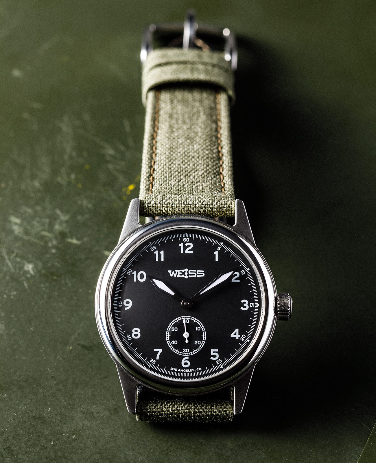 At The Khaki Field Mechanical Is Less Than Half The Price Of The Weiss With Weiss  Modern.