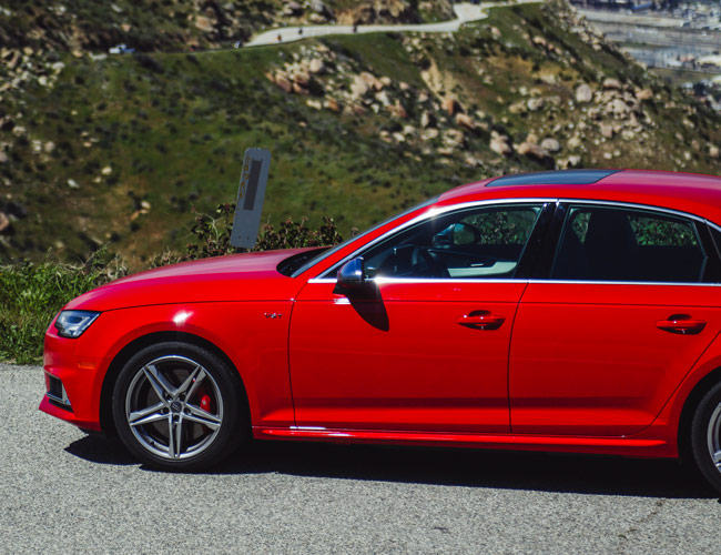The 2018 Audi S4 Is Finally the Sedan It Should've Been All Along