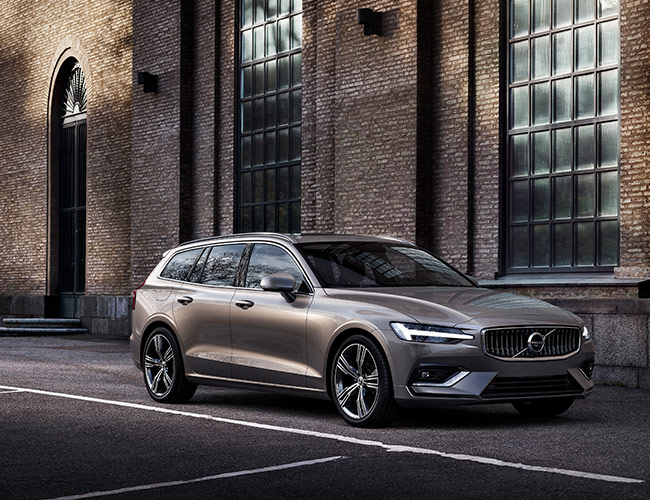 The All-New Volvo V60 Is Definitely the Best Wagon Around, and Every American Should Buy One