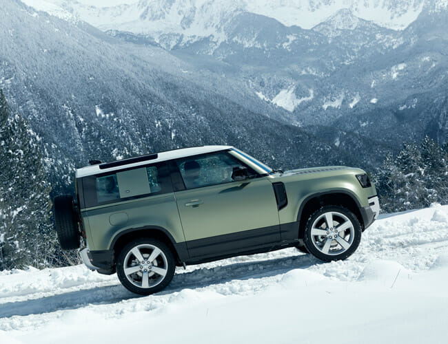 The All-New Land Rover Defender, Revealed At Last