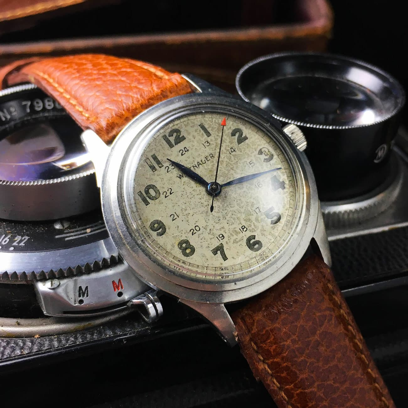 c8cb9e538aa An inner 24-hour scale was once common on military watches