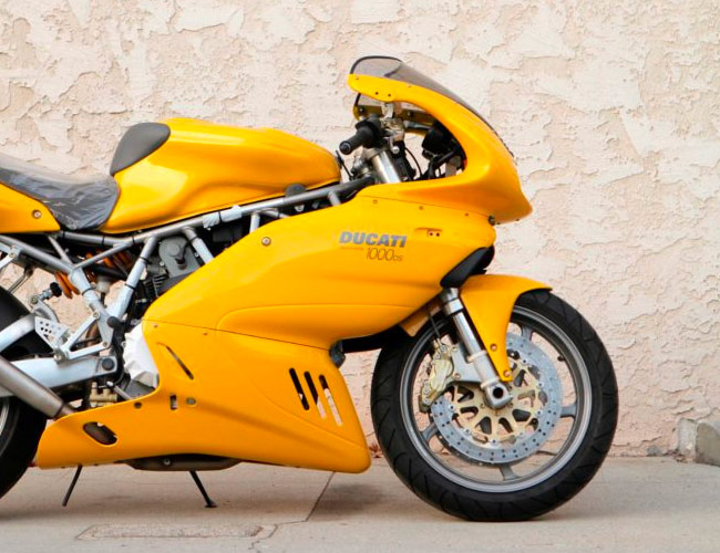 This Lightweight Ducati Supersport Will Take You Back in Time