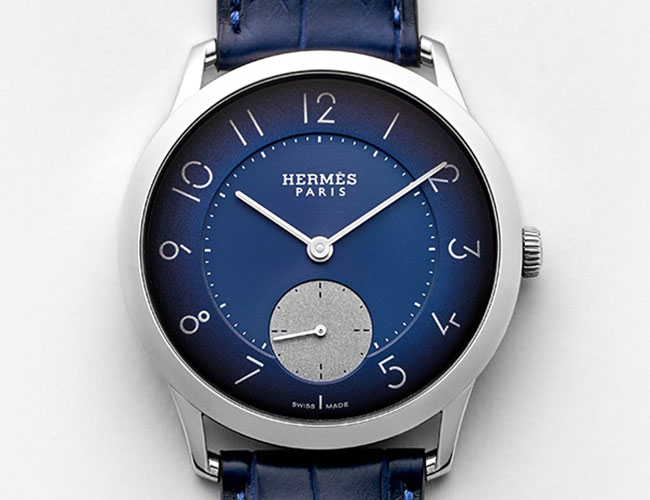 HODINKEE Just Collaborated with Hermès on Two Beautiful New Limited Edition Watches