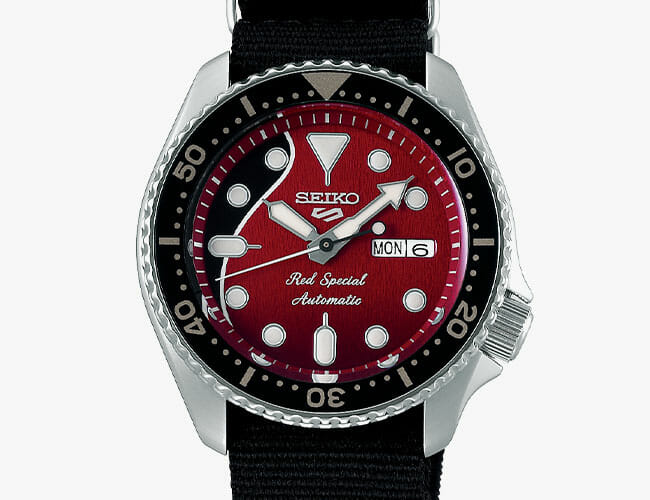 This Guitar-Inspired Seiko Watch Will Rock You