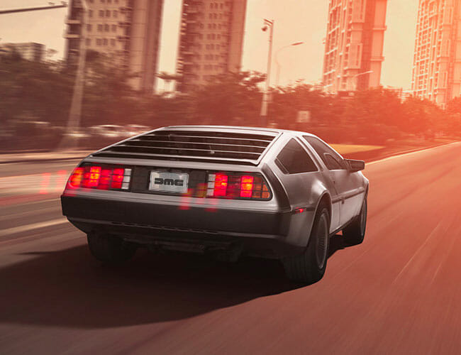 Great Scott! You May Be Able to Buy a New DeLorean Soon