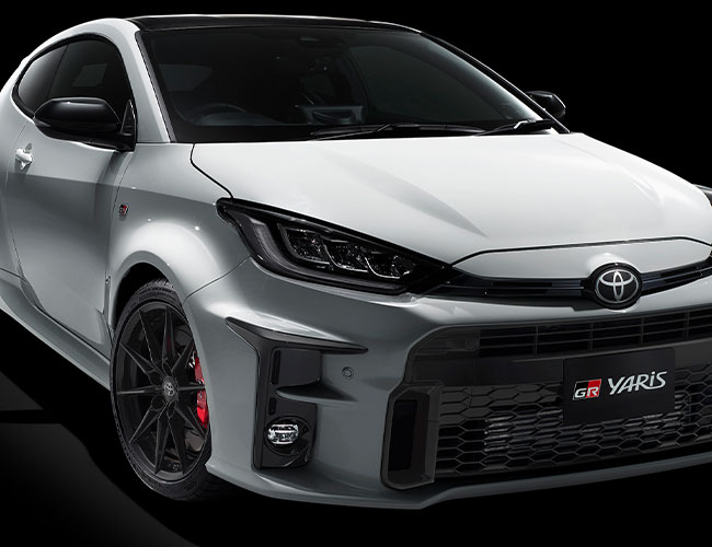Toyota's New Hot Hatch Is a Tiny Ball of Awesome. Of Course, We Can't Have It