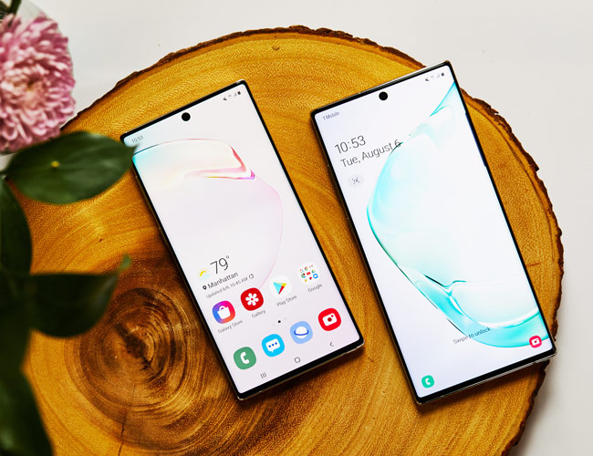 Here's Everything New and Cool About Samsung's Galaxy Note 10