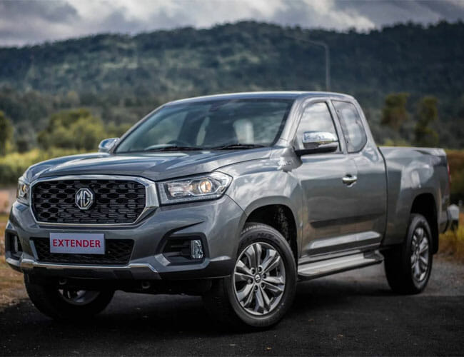 MG Still Exists, And Now They Make a Pickup Truck