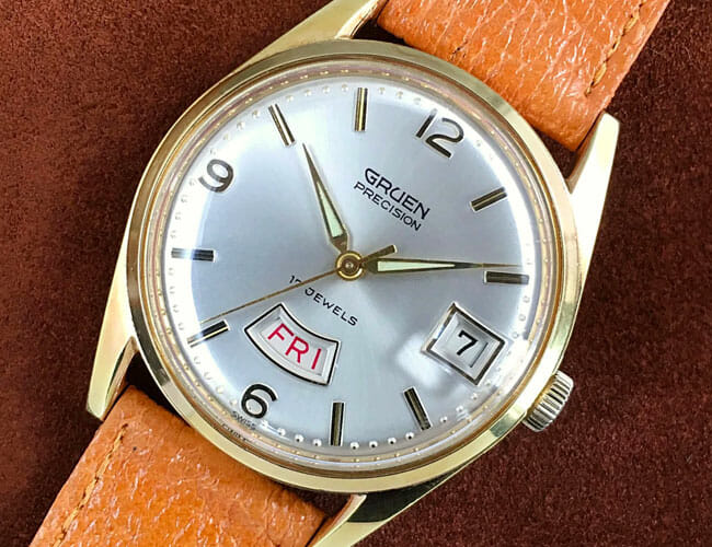 Three Affordable Vintage Watches From a Historic American Brand