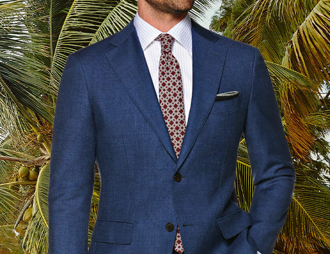 How to Buy a Suit for Warm Weather